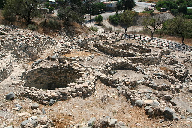 Najstaršie stavby na svete, Cyprus