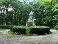 Khotyn Chernivetska-Khotynskyi park-monument.jpg