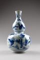 Kinesisk porslinsflaska från 1645-1655 - Hallwylska museet - 95598.tif
