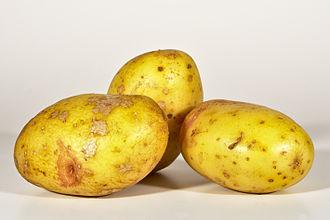 King Edward potato - King Edward