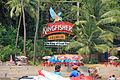 Kingfisher beer ad in Goa.JPG