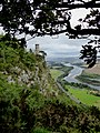 Kinnoull Tower and River Tay Perth August 2017.jpg