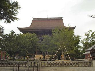 Yoshino, Nara - Kinpusen-ji