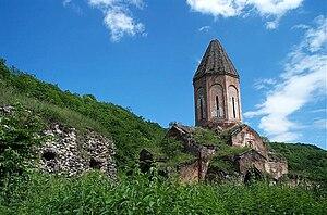 Kirants Monastery - Image: Kirants raffi kojian DCP 4582