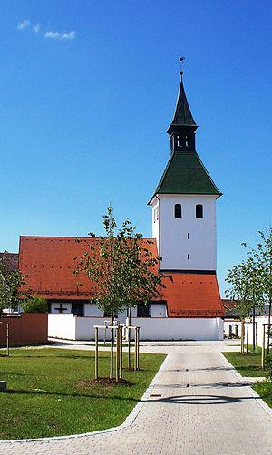 Pollenfeld - Church in Seuversholz