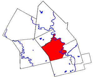 Lage in der Waterloo-Region