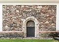 Klagenfurt Viktring Stift Nord-Trakt Nord-Wand mit Portal 02092016 4052.jpg