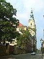 Klasztor Franciszkanów oraz parafia pw Św. Jana Chrzciciela - panoramio.jpg