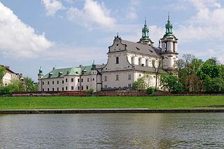 Skałka church