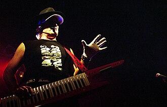 Michael Kocáb - Michael Kocáb performs with Pražský Výběr in Opava