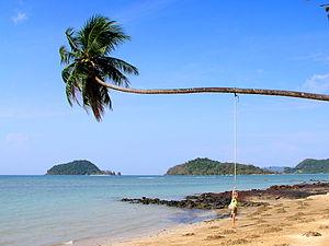 Trat Province - Image: Kohmak