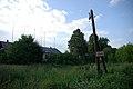 Kolychevo stop at Zilevo - Viskresensk railway (25001562566).jpg