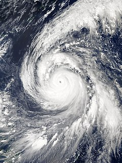 Typhoon Kong-rey (2018) Pacific typhoon in 2018