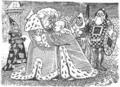 Kongen og Hans Majestæt by Andreas Bloch.png