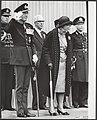 Koninklijk huis, koninginnen, prinsen, parades, officieren, Bernhard, prins, Jul, Bestanddeelnr 017-0059.jpg