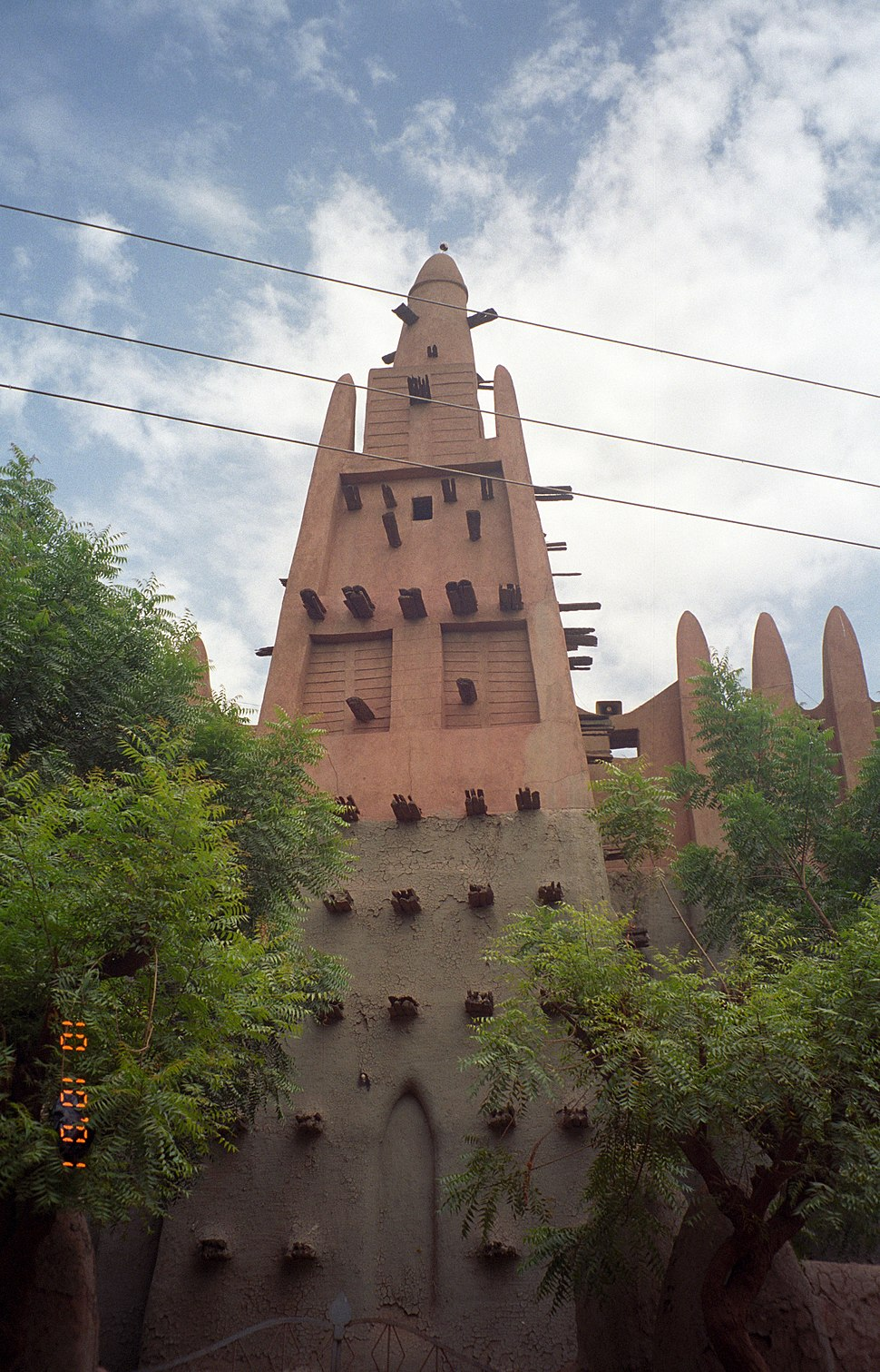 Konoguel Mosque tower (6439210)