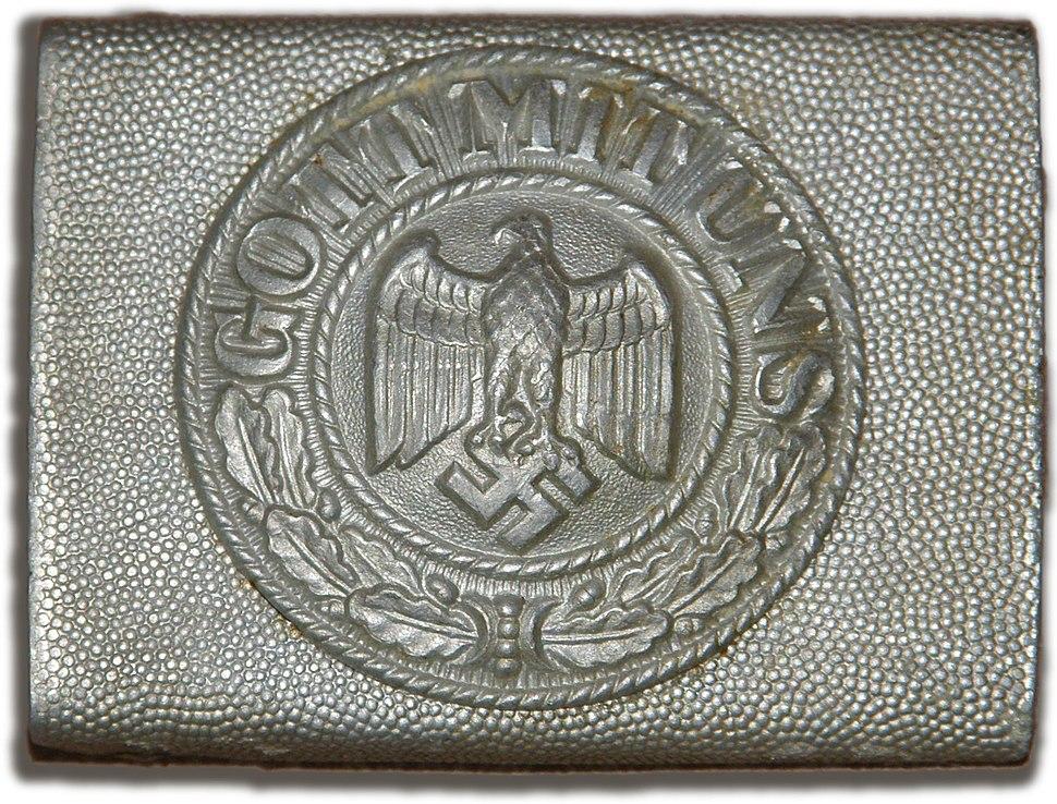 Koppelschloss Wehrmacht