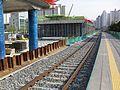 Korail Donghaenambu Line Geoje(former) Station Platform (2010).jpg