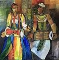 Koren and SriLankan Drummers by Raja Segar.jpg