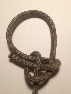 cossack knot wikivisuallycossack knot names cossack knot, sitka loop category loop origin ancient related bowline, sheet bend, double bowline, water bowline, spanish bowline,