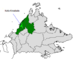 Location of Kota Kinabalu district and the cit...