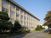Kozakai High School (Aichi,Japan)