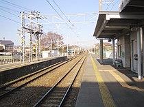 Kozakai Station (platform).jpg