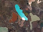 Krasne Lake, Crimea by Planet Labs.jpg
