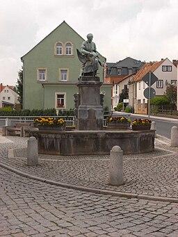 Kreischa, gaenselieselbrunnen 2