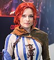 Kristina as Triss from Witcher 3 at Igromir 2013.jpg