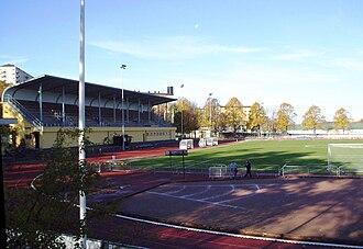 Karlbergs BK - Kristinebergs IP