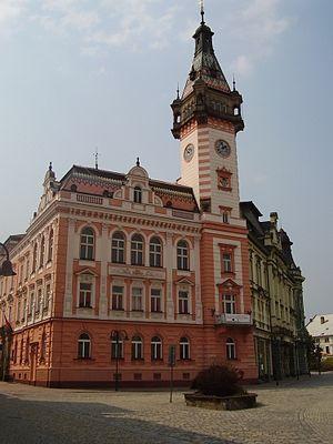Krnov - Image: Krnov