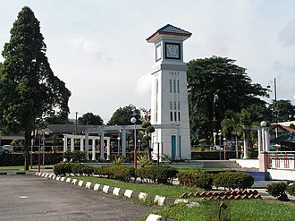 Kulim District - Image: Kulim Town
