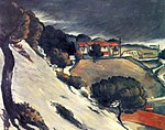 L'Estaque, neige fondante, par Paul Cézanne.jpg