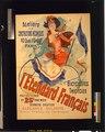 L'Etendard français, bicyclettes et tricycles - J. Chéret, 91. LCCN2004675012.tif