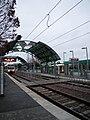 LBJ Central DART Station facing north 2009-12-24.JPG