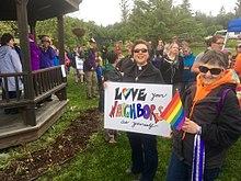 Gay anchorage alaska