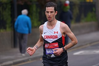 Rob Watson (athlete) Canadian distance runner