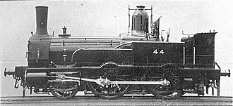 2-4-0 - LSWR 0298 Class or Beattie Well Tank
