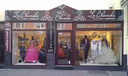 La Blanche Brautmoden Geschäfte Mannheim G3