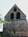 La Dornac église clocher-mur.JPG