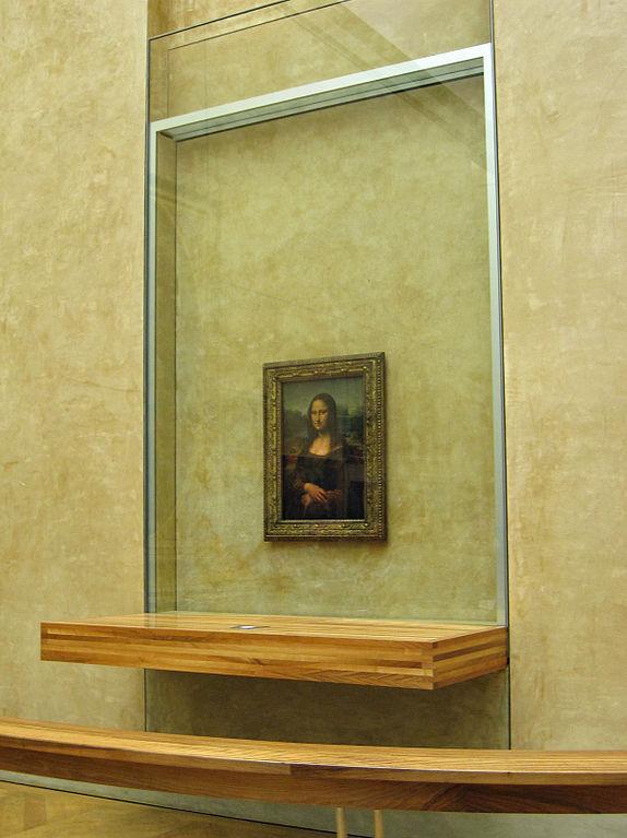 Louvre, Mona Lisa