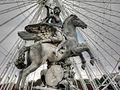 La Renommée chevauchant Pégase by Antoine Coysevox, Jardin des Tuileries 01.jpg