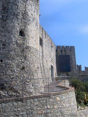 La Spezia - St. George Castle.