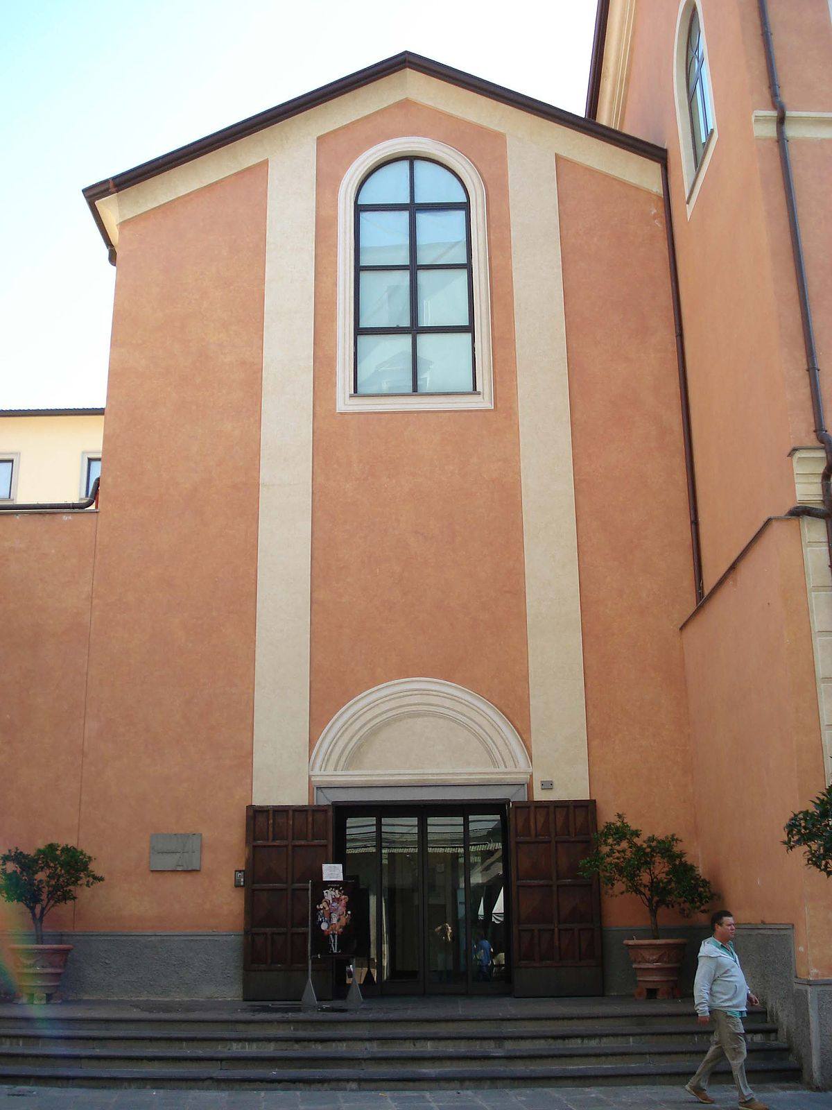 Museo civico amedeo lia wikipedia for Marletto arredamenti la spezia