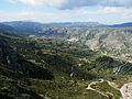 La Vall de Gallinera vista des de la Foradà.JPG