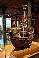 La coca de Mataró - Museum of the History of Catalonia - Catalonia 2014 (3).JPG