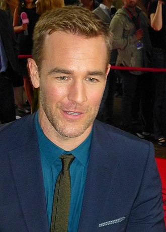 James Van Der Beek - James Van Der Beek at the 2013 Toronto Film Festival premiere of Labor Day