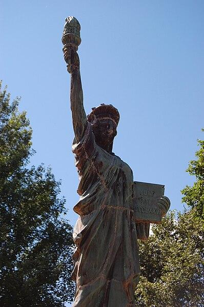 File:Lady Liberty of Kenosha.jpg