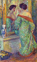 Lady Reflected in Mirror 1968.121.3 1a.jpg